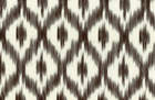 Debra Ikat Linen Home Fabric Shade