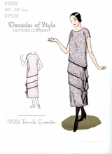 Decades of Style 1920's Tier-rific Ensemble #2004