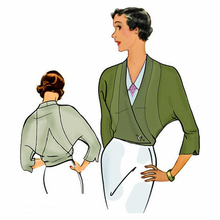 Decades of Style 1931 Lily Jacket #3006