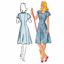 Decades of Style 1944 Housedress #4002