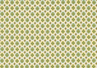 Denyse Schmidt Chicopee Circle Cross Cotton Fabric Green