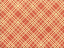 Denyse Schmidt Simple Plaid Corduroy Red