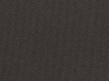Double Knit Metallic Chevron Black