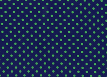 Dumb Dot Polka Dot Grass Green on Navy