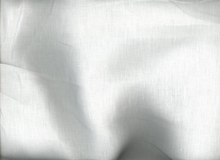 Extra Wide Drapery Linen Fabric White