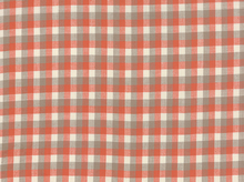 Fiesta Woven Check Cotton Mango