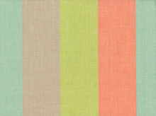 Fiesta Woven Large Stripe Cotton Multi