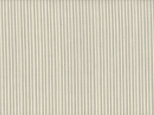 Fiesta Woven Small Stripe Cotton Grey