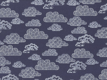 First Light Nimbus Organic Cotton Navy