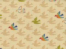 Flying Colors Modern Peace Cotton Sand