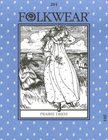 Folkwear 1800's American Prairie Dress Pattern