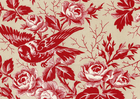 French General Beaumont Floral Rouge