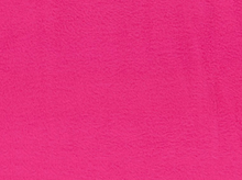 Fuchsia No Pill Fleece Fabric