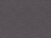 Gardenvale Dots Cotton Grey