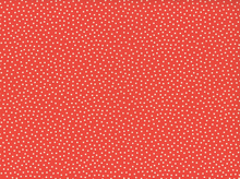 Gardenvale Dots Cotton Tomato Red