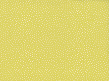 Gardenvale Dots Cotton Yellow
