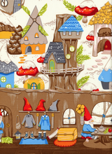Gnome Avenue Wood Brite
