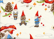 Gnome in the Snow Tea