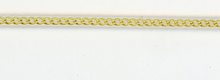Gold Chain 1/8""