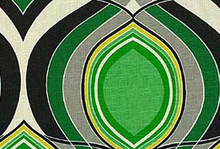 Green Home D�cor Fabric