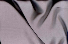Grey Tahari Satin Fabric