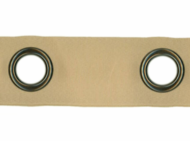 Grommet Tape Taupe