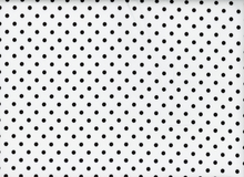 Harlequin Small Dot Cotton Spandex White