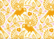 Heather Bailey Meadowlark Tangerine