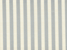Heavy Metal Stripe Cotton Silver
