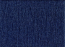 Heavy Ramie Denim Indigo