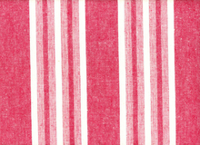 Hemp Stripe Canvas Red