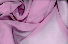 High Quality Polyester Chiffon Fabric Pale Pink