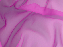Hot Pink Costume Tricot Mesh