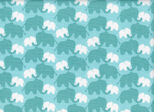 Imaginarium Elephant Cotton Blue