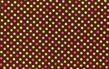 Imported Polka Dot Chocolate Multi