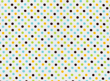 Imported Polka Dot Multi