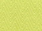 Indra Zig Zag Home Decor Fabric Lime