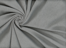 Interlock Knit Fabric Charcoal