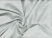 Interlock Knit fabric Grey