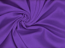Interlock Knit Fabric Purple