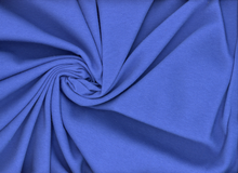 Interlock Knit Fabric Royal
