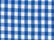 Italian Tablecloth Linen Blue