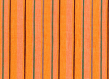 Kaffe Fassett Broad Stripe Cotton Fabric Orange