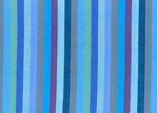 Kaffe Fassett Narrow Woven Stripe Cotton Blue