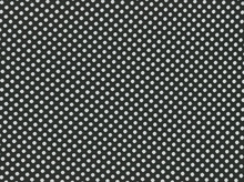 Knit Textured Dots Black and White