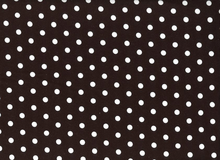 Laguna Jersey Dots Black and White