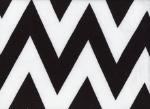 "Large Chevron Jersey Black & White  <br><FONT COLOR=""fc7db0"">Employee Favorite!</FONT>"
