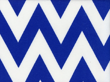 "Large Chevron Jersey Blue  <br><FONT COLOR=""fc7db0"">Employee Favorite!</FONT>"
