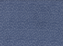 Leopard Print Denim Light