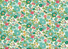 Liberty of London Lawn Betsy Floral Multi